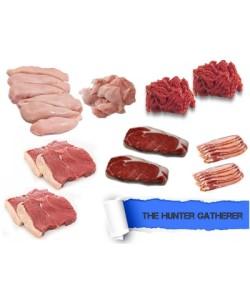 paleo-nutrition-wales-HUNTER-GATHERER grass fed meat pack