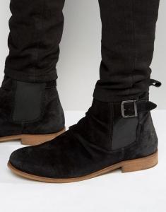 Hudson London Houghton Suede Chukka Boot