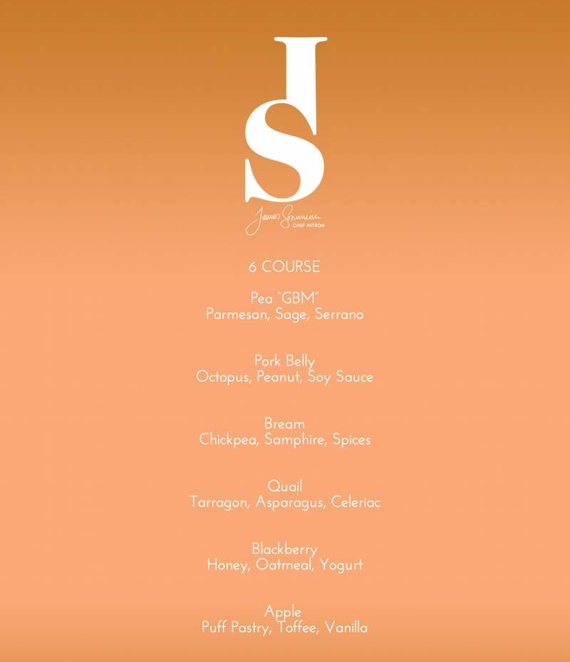 james-sommerin-discount 6-course-taster-menu