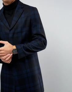 Rudie Checked Epsom Jacket