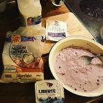blueberry overnight oats proats recipe
