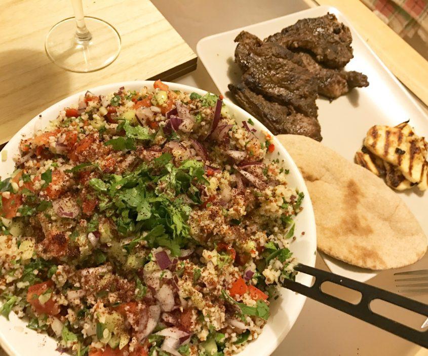 easy tabouleh recipe