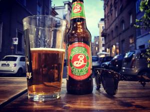 Brooklyn IPA beer