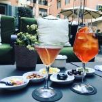 The best martini cocktail in Rome - Stravinskij Bar
