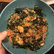 quinoa and butternut salad recipe