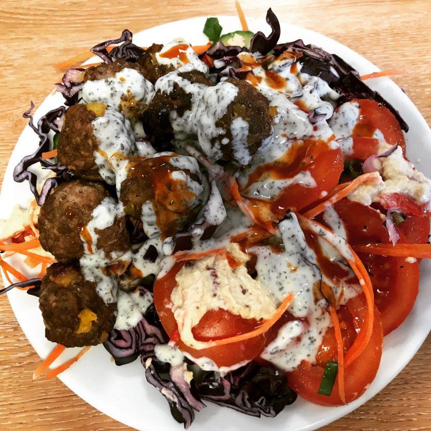 Guilt free kebab recipe