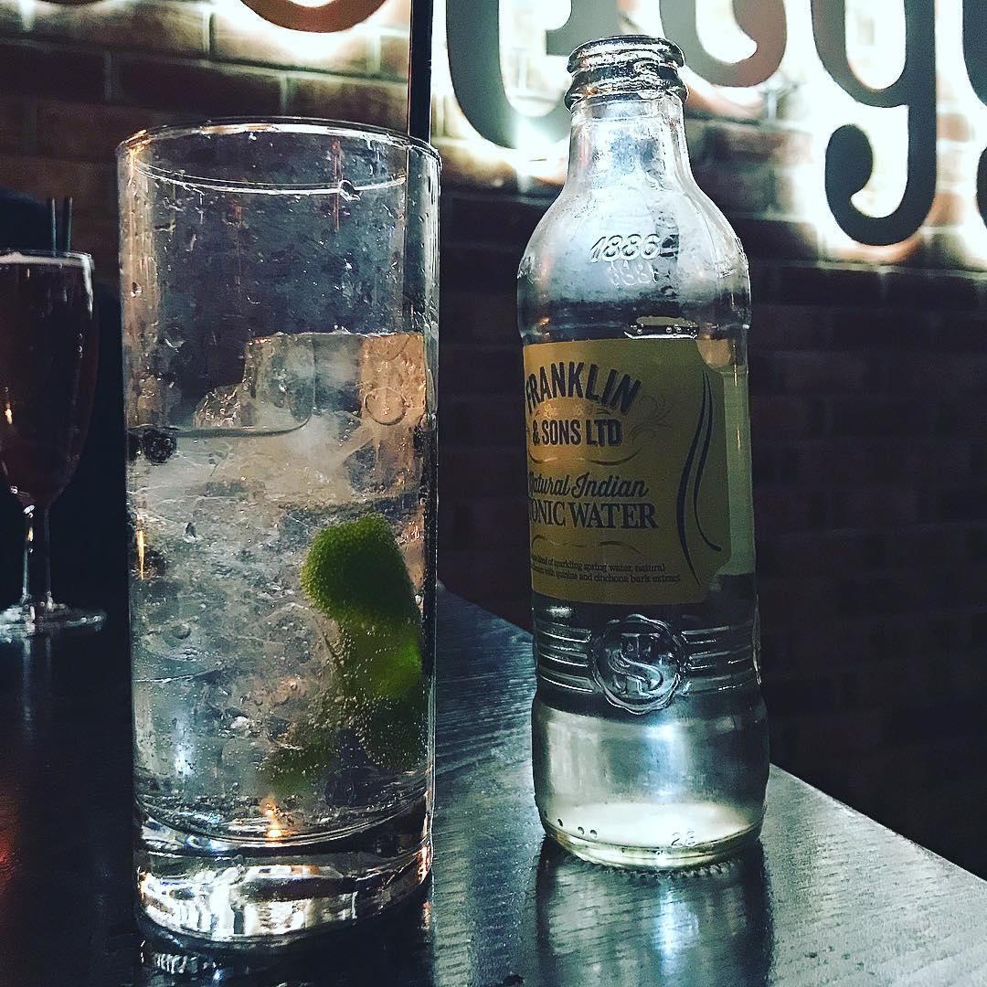 ki no bi Japanese Gin at Bootlegger Cardiff