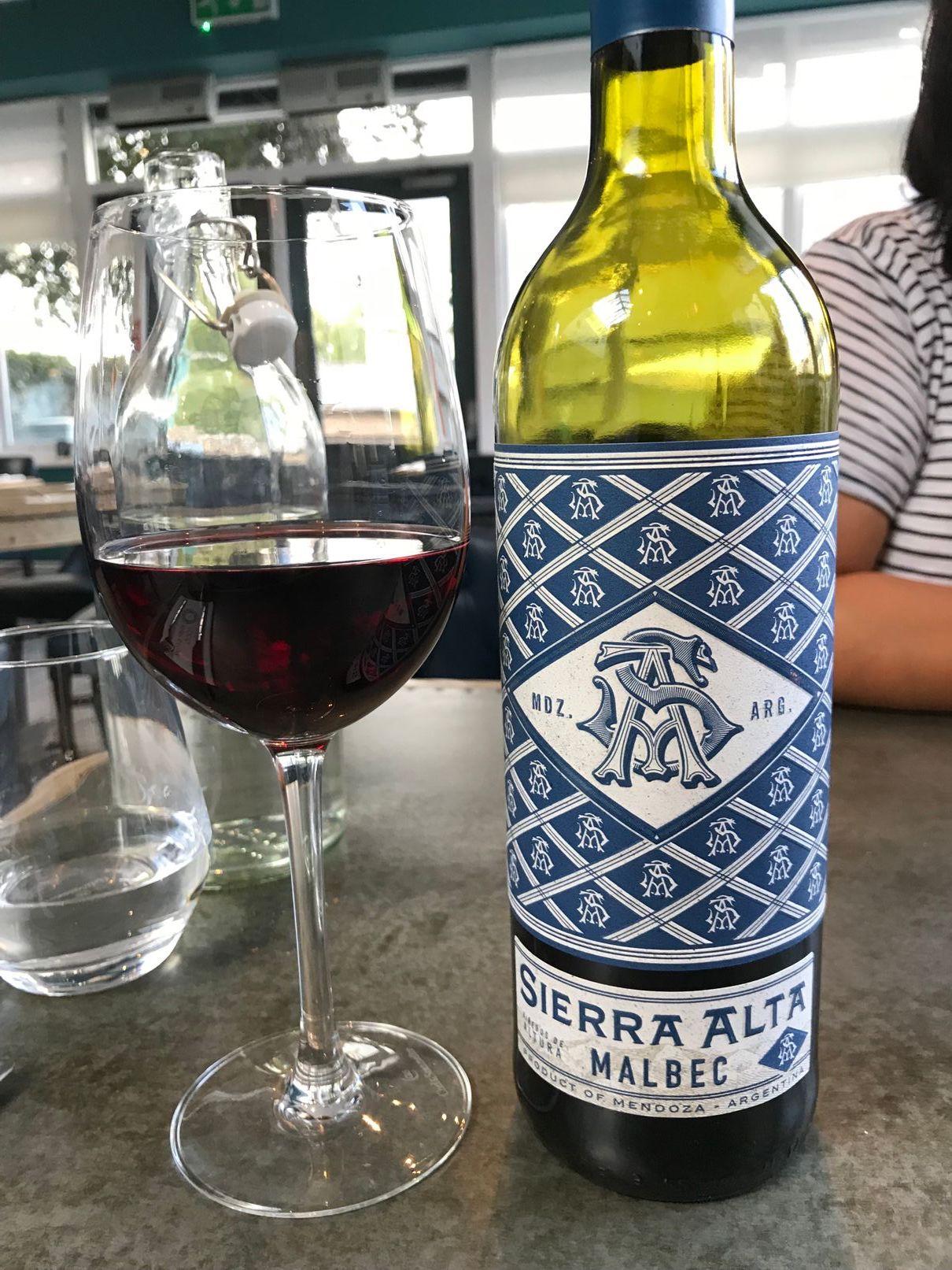 Argentinian Malbec red wine - Twenty Nine Park Place Cardiff