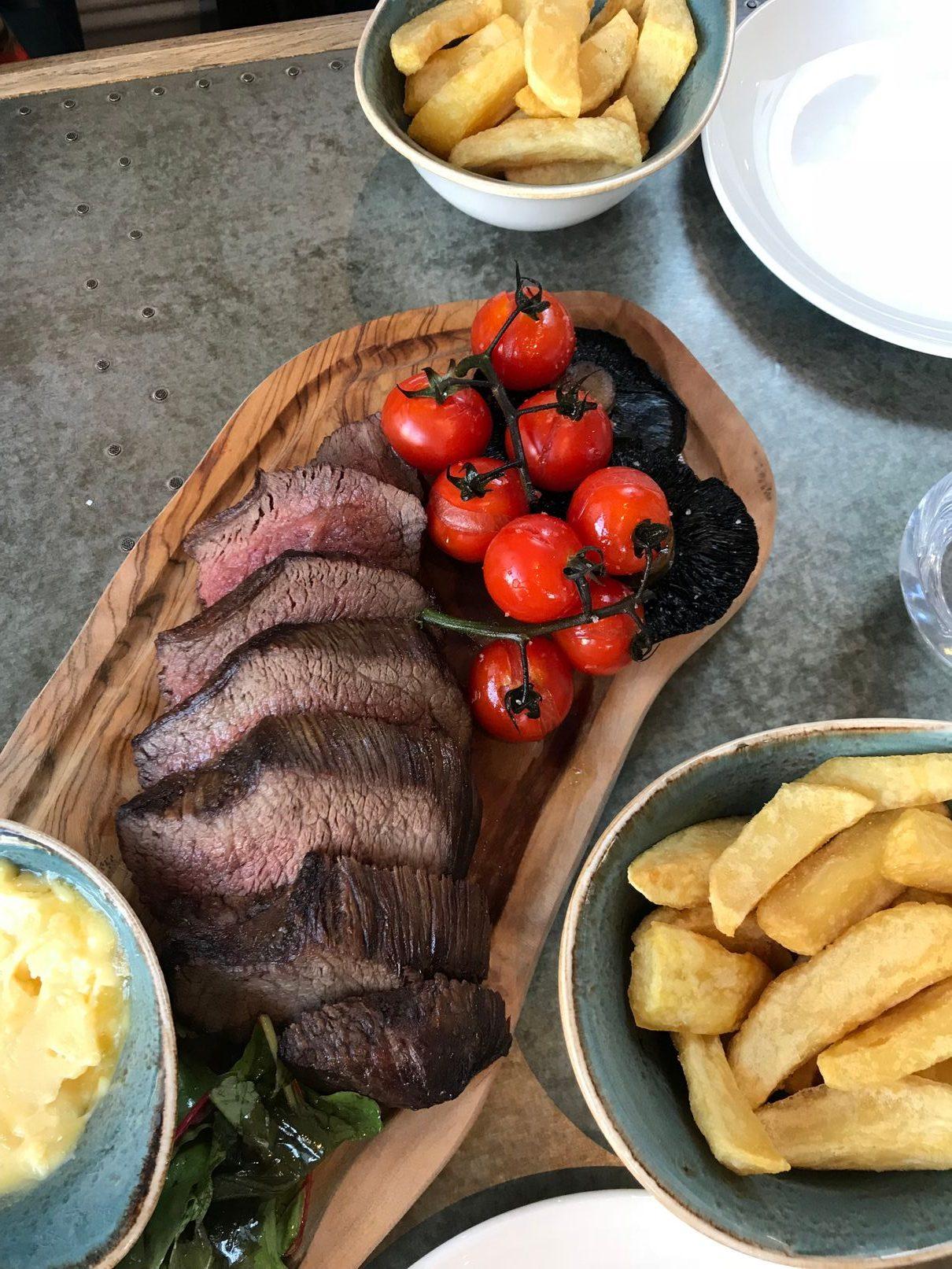 picanha steak at Twenty Nine Park Place Cardiff