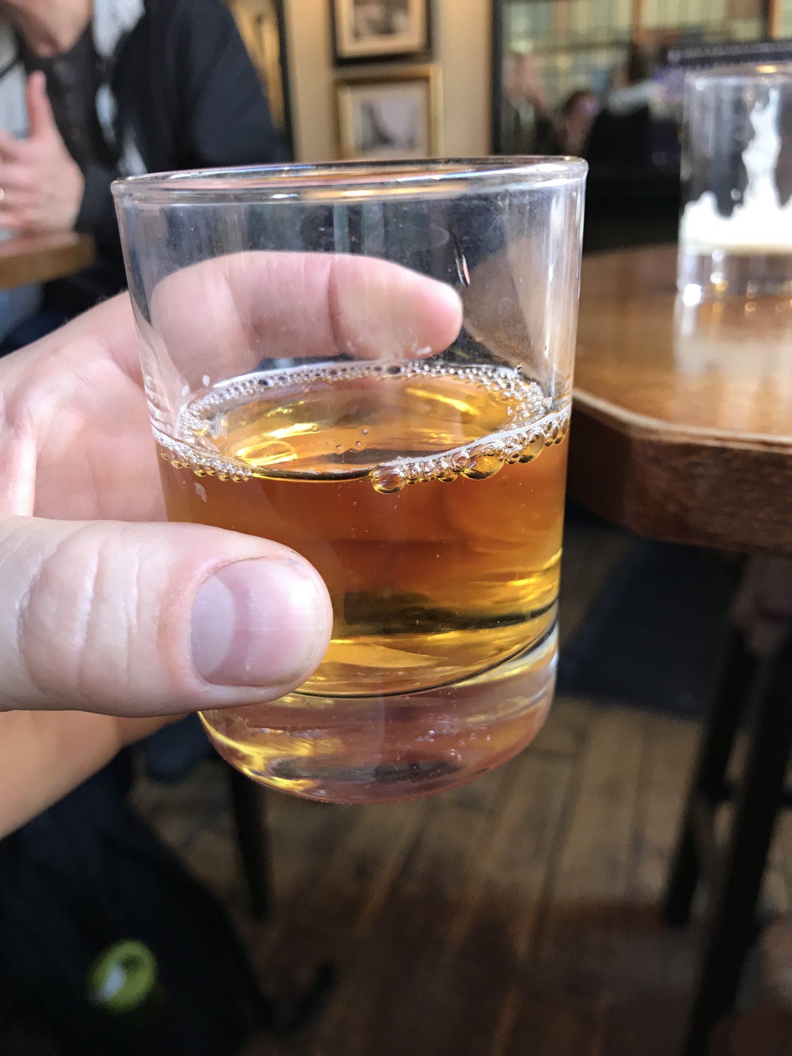 Welsh Cider - The Cottage Pub Cardiff