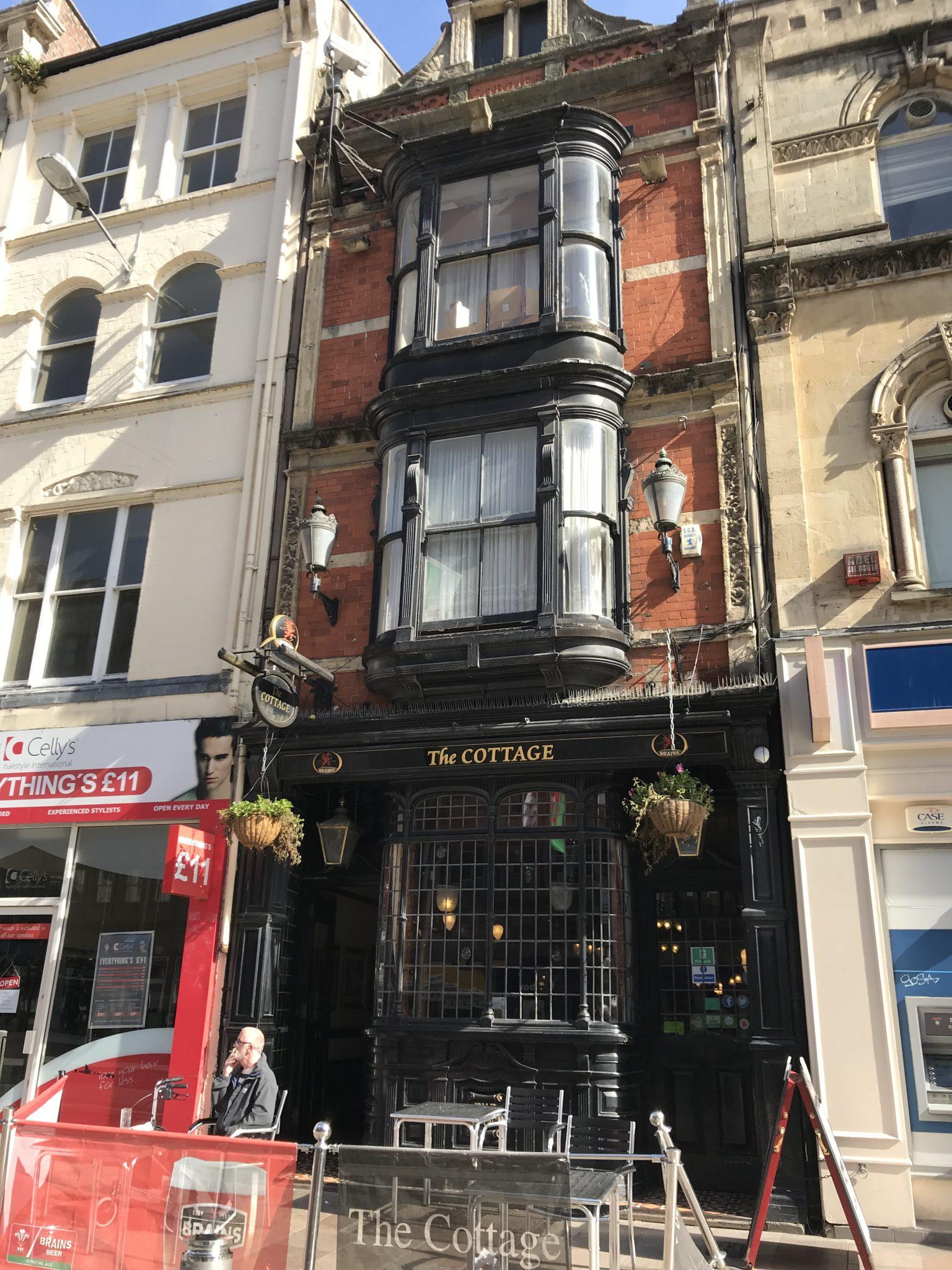 The Cottage Pub Cardiff