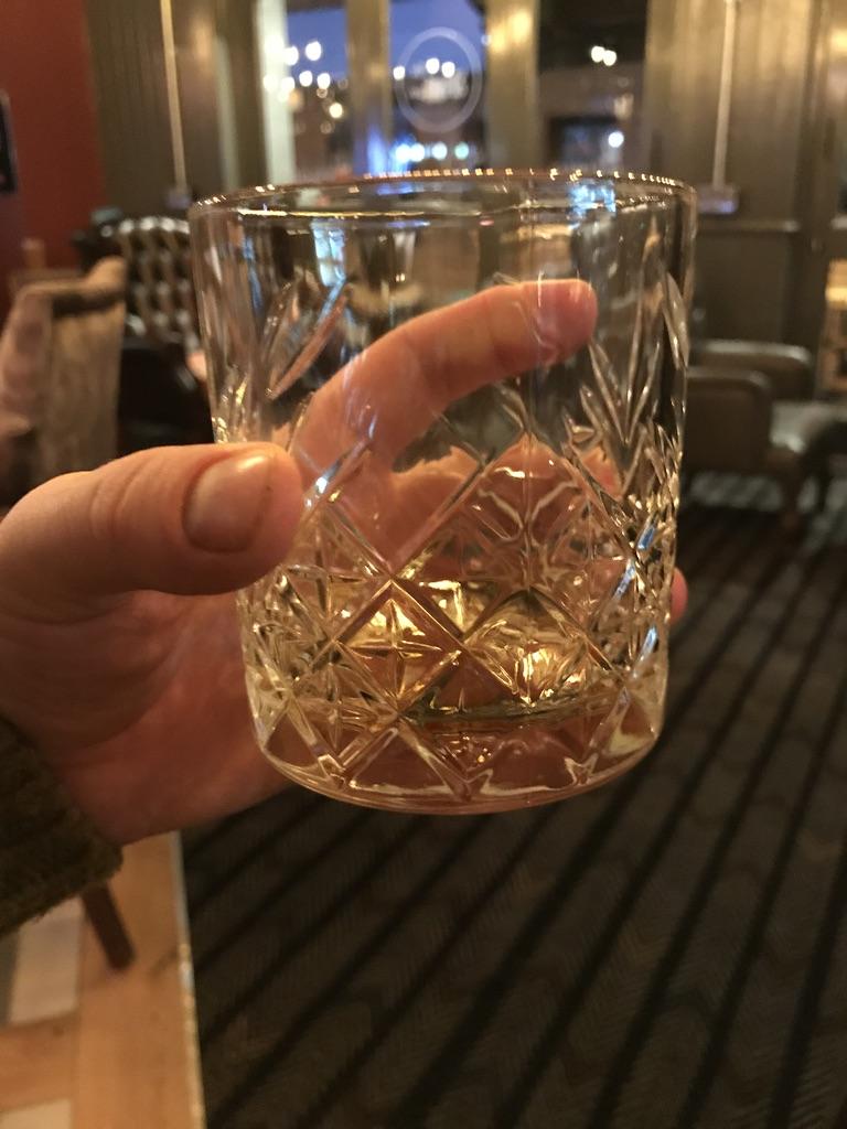 Yamazaki 12 year old Japanese Whisky at Head of Steam Cardiff